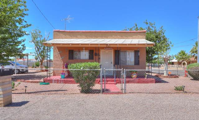 201 E 3RD Avenue, Casa Grande, AZ 85122 (MLS #6099740) :: The Property Partners at eXp Realty