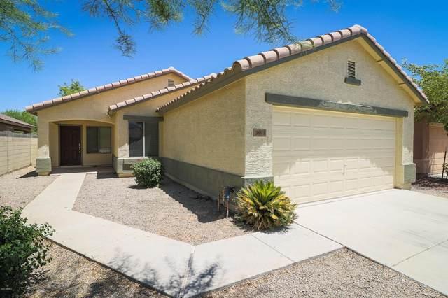 3593 S 257TH Lane, Buckeye, AZ 85326 (MLS #6099742) :: Riddle Realty Group - Keller Williams Arizona Realty