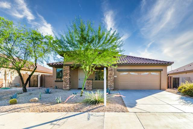 12392 S 176TH Avenue, Goodyear, AZ 85338 (MLS #6099748) :: Lucido Agency