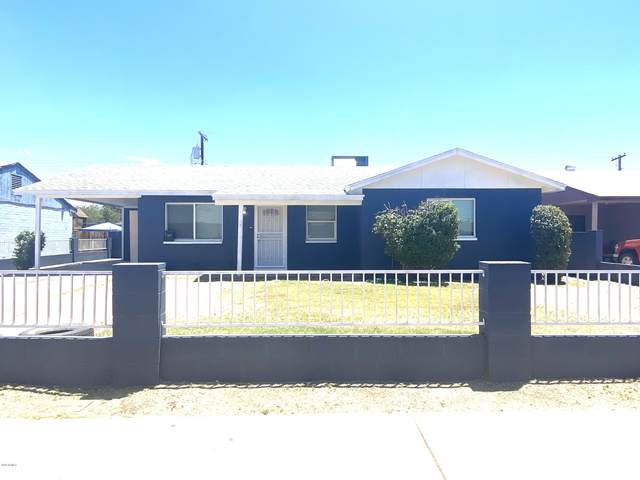 7741 W Clarendon Avenue, Phoenix, AZ 85033 (MLS #6099751) :: Kepple Real Estate Group