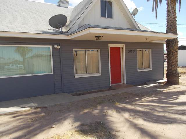 515 W 13TH Street, Casa Grande, AZ 85122 (MLS #6099766) :: The Property Partners at eXp Realty