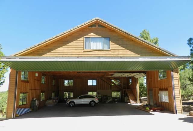 2287 Richenbacher Circle, Overgaard, AZ 85933 (MLS #6099780) :: Dave Fernandez Team | HomeSmart