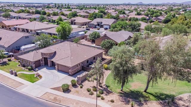 21911 E Escalante Road, Queen Creek, AZ 85142 (MLS #6099788) :: Russ Lyon Sotheby's International Realty