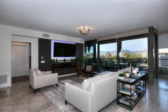 7120 E Kierland Boulevard #305, Scottsdale, AZ 85254 (MLS #6099790) :: Dave Fernandez Team | HomeSmart