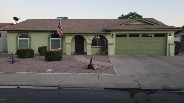 465 W Highland Street, Chandler, AZ 85225 (MLS #6099807) :: The Property Partners at eXp Realty