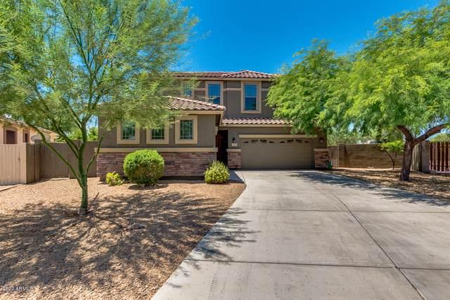 15479 W Glenrosa Avenue, Goodyear, AZ 85395 (MLS #6099816) :: The Laughton Team