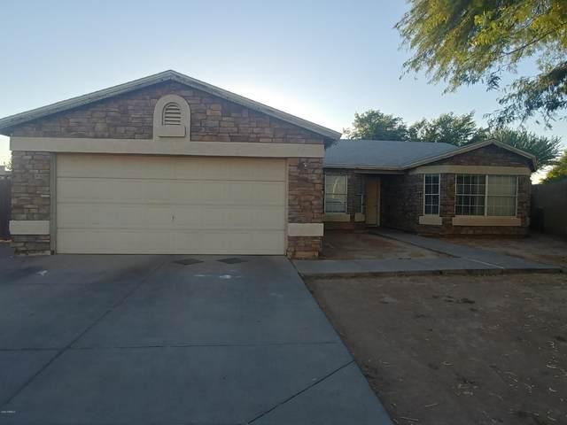 2242 N 90TH Drive, Phoenix, AZ 85037 (MLS #6099821) :: CANAM Realty Group