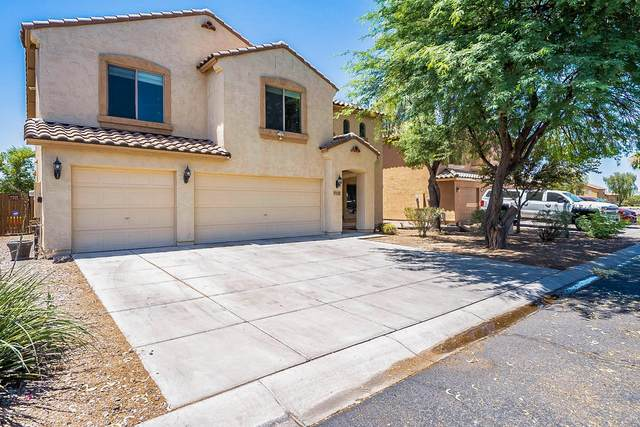 1257 W Central Avenue, Coolidge, AZ 85128 (MLS #6099834) :: Yost Realty Group at RE/MAX Casa Grande