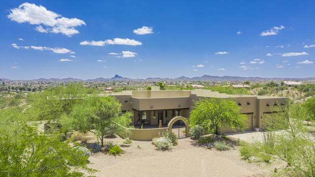 1655 Cherokee Lane, Wickenburg, AZ 85390 (MLS #6099839) :: Lux Home Group at  Keller Williams Realty Phoenix