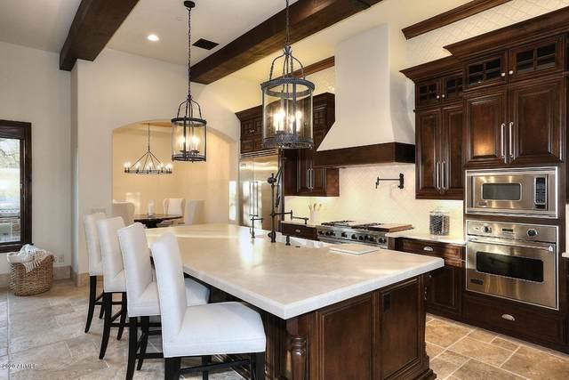 7933 E Baker Drive, Scottsdale, AZ 85266 (MLS #6099841) :: Dave Fernandez Team | HomeSmart