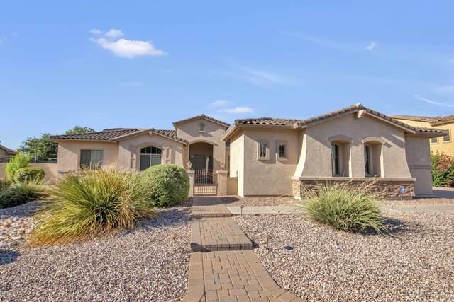1793 E Gemini Place, Chandler, AZ 85249 (MLS #6099852) :: Brett Tanner Home Selling Team