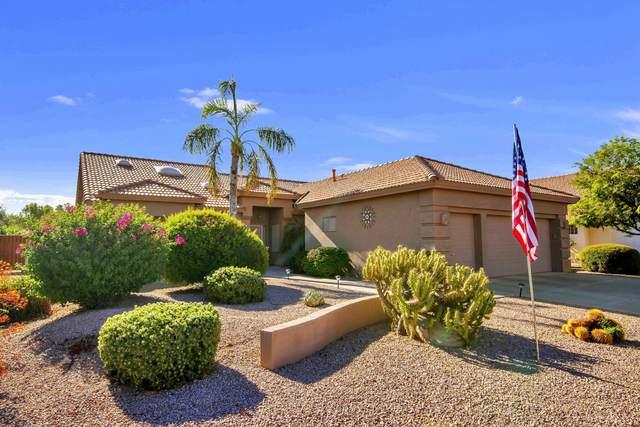 24627 S Desert Flower Drive, Sun Lakes, AZ 85248 (MLS #6099862) :: Midland Real Estate Alliance
