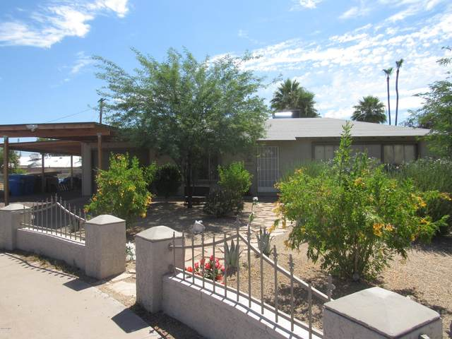 3313 N 40TH Avenue, Phoenix, AZ 85019 (MLS #6099866) :: Brett Tanner Home Selling Team