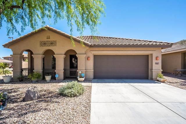 22135 W Shadow Drive, Buckeye, AZ 85326 (MLS #6099871) :: Maison DeBlanc Real Estate