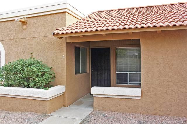 502 W Tonopah Drive #6, Phoenix, AZ 85027 (MLS #6099877) :: TIBBS Realty