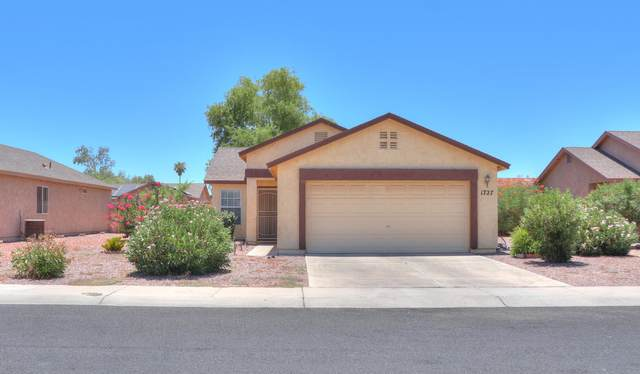 1727 E Sandalwood Road, Casa Grande, AZ 85122 (MLS #6099882) :: The Everest Team at eXp Realty