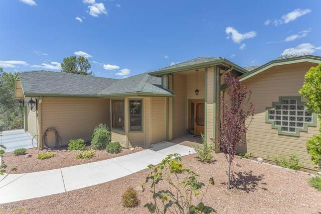 205 N Trailwood Road, Payson, AZ 85541 (MLS #6099907) :: My Home Group