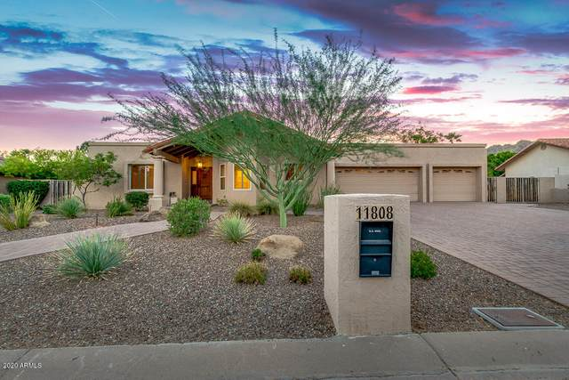 11808 S Tonalea Drive, Phoenix, AZ 85044 (MLS #6099914) :: Keller Williams Realty Phoenix