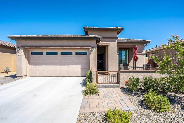 16716 S 181ST Lane, Goodyear, AZ 85338 (MLS #6099918) :: Dijkstra & Co.