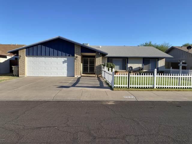 4809 W Gardenia Avenue, Glendale, AZ 85301 (MLS #6099921) :: Nate Martinez Team