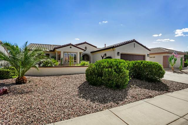 15815 W Cinnabar Drive, Surprise, AZ 85374 (MLS #6099926) :: Klaus Team Real Estate Solutions