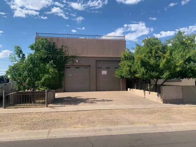 2141 E Taylor Street, Phoenix, AZ 85006 (MLS #6099953) :: REMAX Professionals
