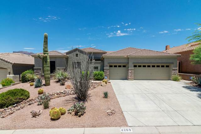 4269 S Tecoma Trail, Gold Canyon, AZ 85118 (MLS #6099969) :: Arizona Home Group