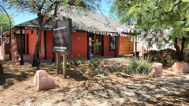 215 W Allen Street, Tombstone, AZ 85638 (MLS #6100033) :: Selling AZ Homes Team