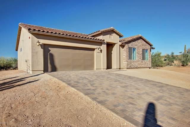 16605 E Montgomery Road, Scottsdale, AZ 85262 (MLS #6100034) :: Nate Martinez Team