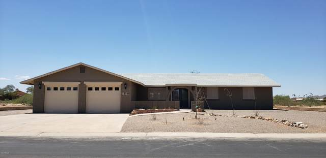 15158 S Country Club Drive, Arizona City, AZ 85123 (MLS #6100040) :: Brett Tanner Home Selling Team
