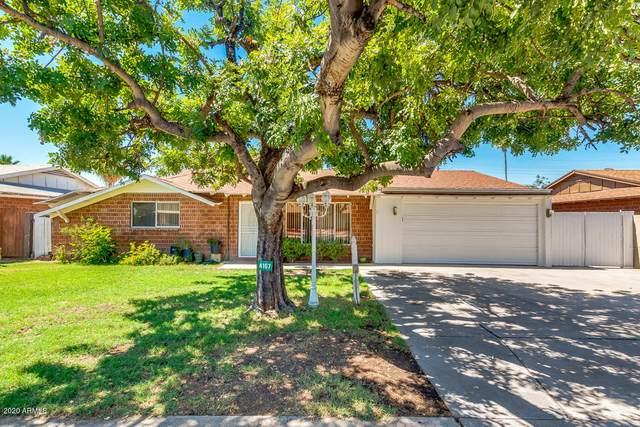 4107 W Krall Street, Phoenix, AZ 85019 (MLS #6100045) :: The Results Group