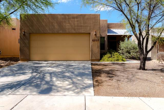 1799 Chaplain Carter Drive, Sierra Vista, AZ 85635 (MLS #6100046) :: Kepple Real Estate Group