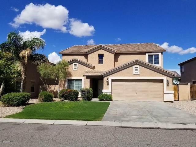 1696 E Magnum Road, San Tan Valley, AZ 85140 (MLS #6100050) :: neXGen Real Estate