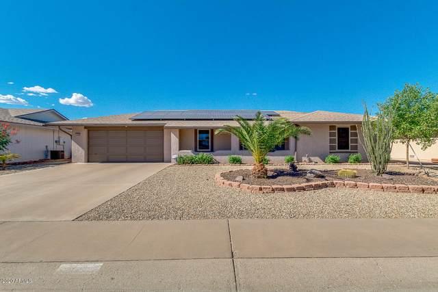 9924 W Pleasant Valley Road, Sun City, AZ 85351 (MLS #6100055) :: neXGen Real Estate
