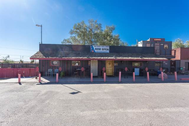 25625 S State Route 89, Congress, AZ 85332 (MLS #6100061) :: Long Realty West Valley