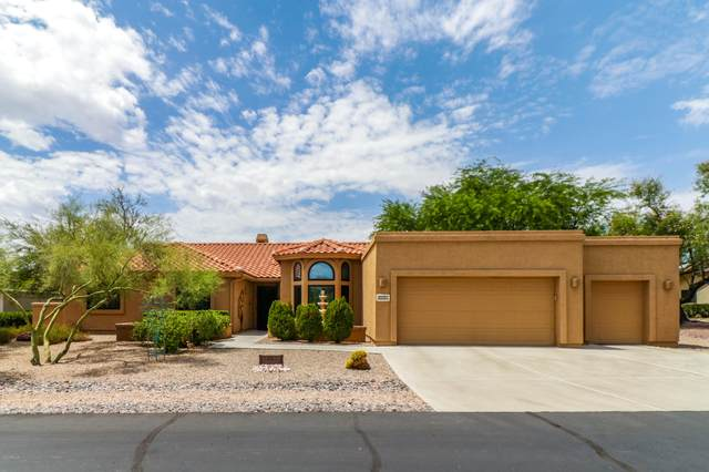 18549 E Horseshoe Bend, Rio Verde, AZ 85263 (MLS #6100065) :: Klaus Team Real Estate Solutions