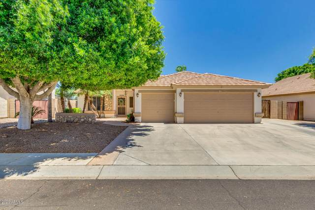 16187 N 158TH Drive, Surprise, AZ 85374 (MLS #6100071) :: Nate Martinez Team