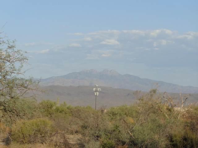 15723 E Mark Lane, Scottsdale, AZ 85262 (MLS #6100100) :: Nate Martinez Team