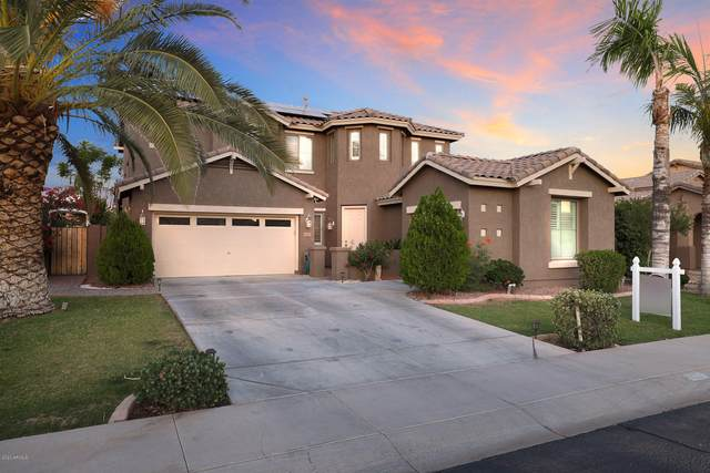 4063 S Wayne Place, Chandler, AZ 85249 (MLS #6100109) :: Service First Realty