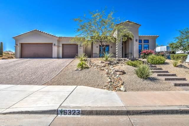 6323 E Oasis Street, Mesa, AZ 85215 (MLS #6100125) :: The Daniel Montez Real Estate Group