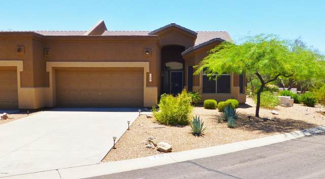 7381 E Canyon Wren Drive, Gold Canyon, AZ 85118 (MLS #6100139) :: The Laughton Team