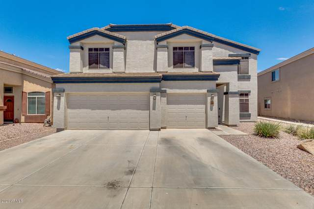 19159 N San Pablo Street, Maricopa, AZ 85138 (MLS #6100142) :: The Laughton Team