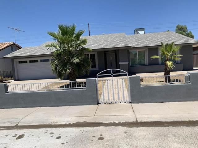 7550 W College Drive, Phoenix, AZ 85033 (MLS #6100152) :: Devor Real Estate Associates