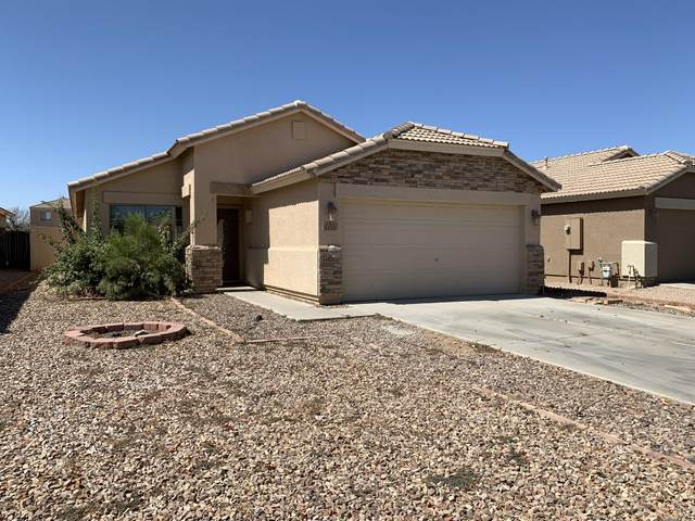 1135 E Vernoa Street, San Tan Valley, AZ 85140 (MLS #6100169) :: The Laughton Team