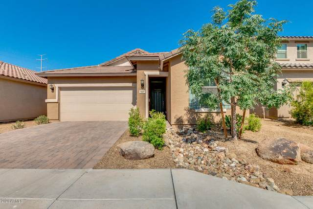7417 S 27TH Run, Phoenix, AZ 85042 (MLS #6100176) :: The Luna Team