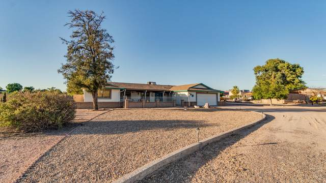 9026 E Florian Avenue, Mesa, AZ 85208 (MLS #6100177) :: Keller Williams Realty Phoenix