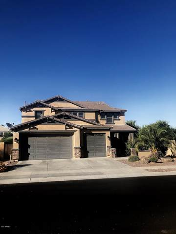 25931 N Desert Mesa Drive, Surprise, AZ 85387 (MLS #6100178) :: Riddle Realty Group - Keller Williams Arizona Realty