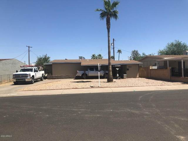 7764 W Weldon Avenue, Phoenix, AZ 85033 (MLS #6100184) :: Klaus Team Real Estate Solutions