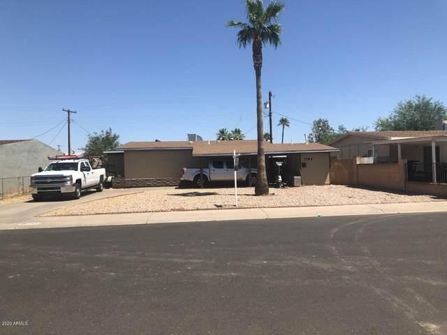 7764 W Weldon Avenue, Phoenix, AZ 85033 (MLS #6100184) :: Devor Real Estate Associates