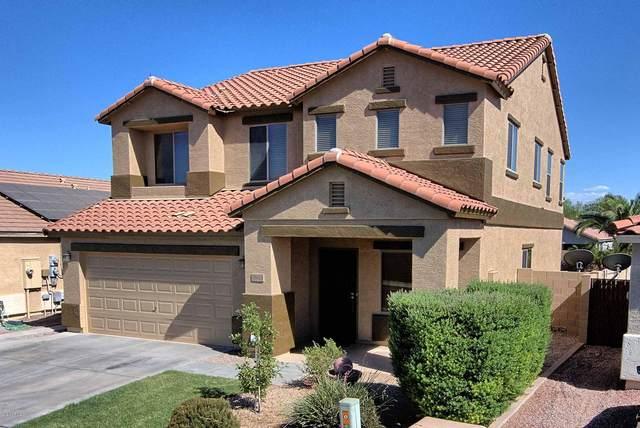 25813 W Crown King Road, Buckeye, AZ 85326 (MLS #6100194) :: Dijkstra & Co.